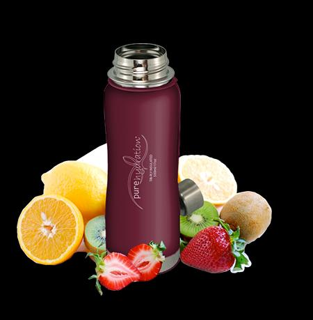 Pure Hydration Ultimate Stainless Steel Water Bottles